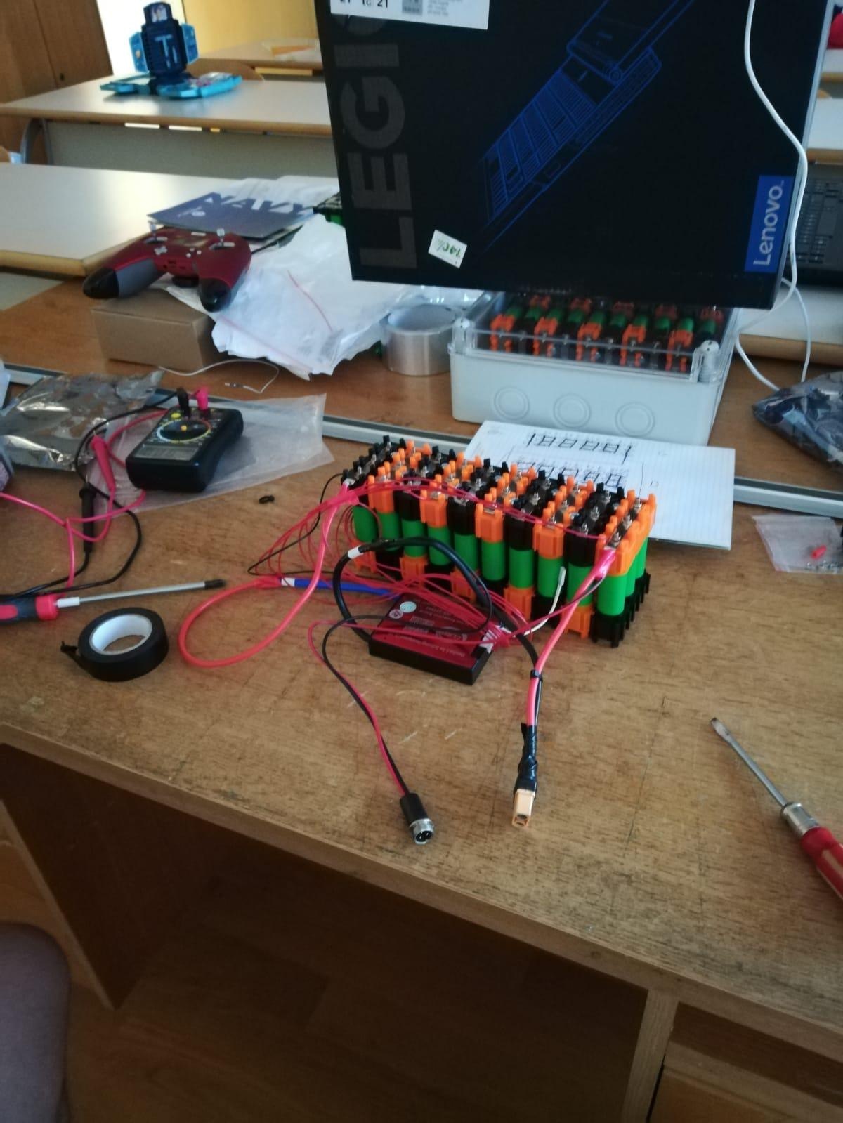 DIY battery pack
